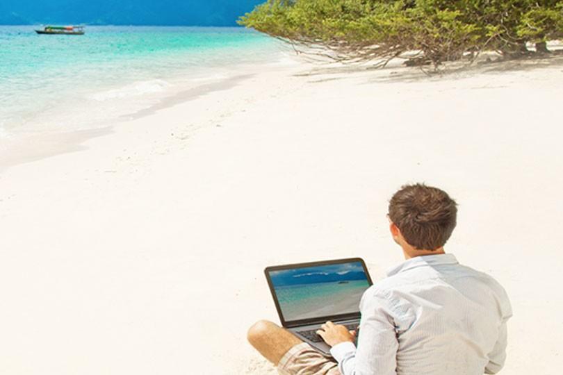 Att arbeta och driva företag i Thailand.