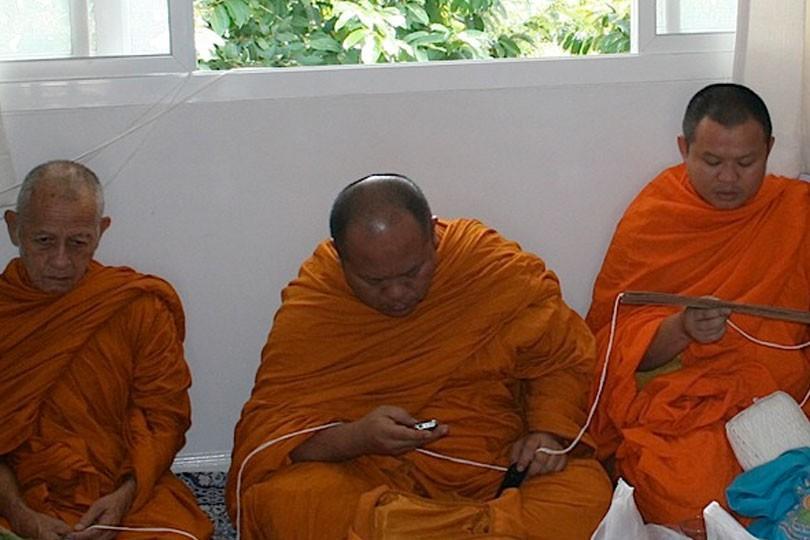 Inflyttningsfest i Thailand